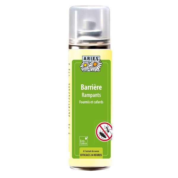 Aries - Barrière rampants fourmis et cafards 200ml