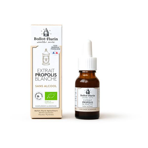 Ballot-Flurin - Alcohol-free Liquid Propolis Extract