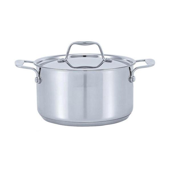 chef stew pot casserole lid 26cm beka shop online at. Black Bedroom Furniture Sets. Home Design Ideas