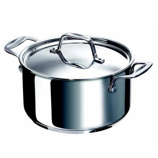 Beka - Pentola Faitout Chef 24cm + Coperchio