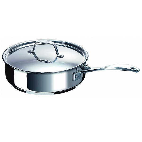 Beka - Casseruola Sauteuse Chef 24cm + Coperchio