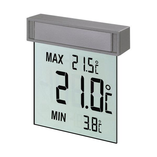 TFA Vision thermomètre fenetre digital