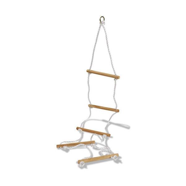 echelle de corde equilibre et aventures acheter. Black Bedroom Furniture Sets. Home Design Ideas