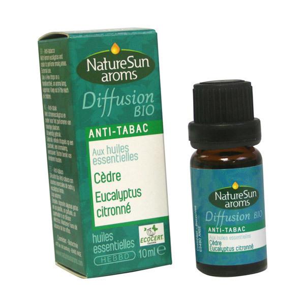 NatureSun Aroms - Diffusion Anti-Tabac Bio 10ml