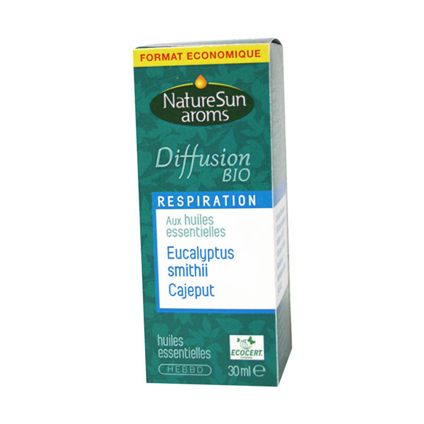NatureSun Aroms - Diffusion Respiration Bio 30ml