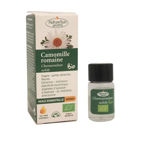 NatureSun Aroms - Huile Ess. Camomille Romaine BIO 2mL