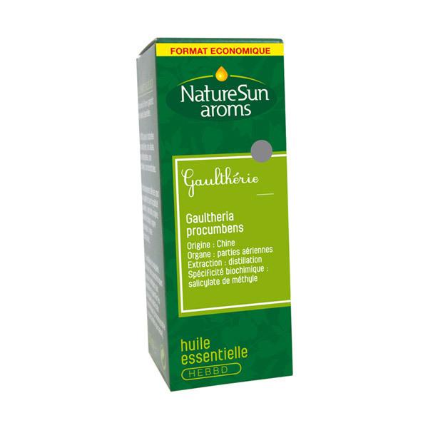NatureSun Aroms - Huile Essentielle Gaultherie Wintergreen 30mL