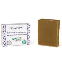 Antheya - Shampoing solide antipelliculaire 100g