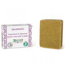 Antheya - Shampoing solide nourrissant et réparateur 100g
