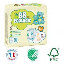 BB Ecologic - Lot de 8 x 16 culottes d'apprentissage T6 16-30Kg
