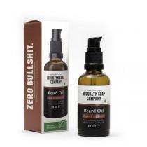 Brooklyn Soap Company - Huile à barbe 50ml