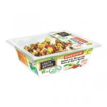 Carte Nature - Salade mozza goji basilic 160g