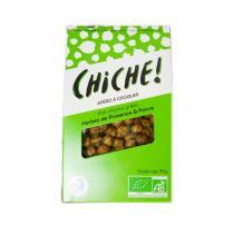 CHICHE - Pois chiches grillés aux herbes de Provence et poivre 90g