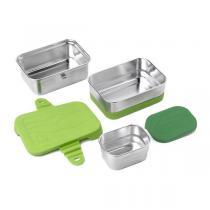 ECOlunchbox - Boîte à déjeuner Splash Box 3 en 1 1L