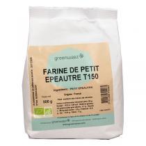 Greenweez - Farine petit épeautre t150 Bio France 500g