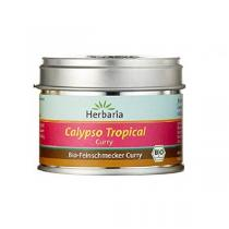 Herbaria - Curry calypso Tropical - Mélange curry rouge 25g