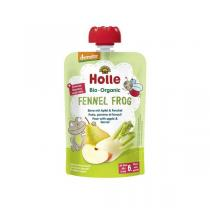 Holle - Gourde Fennel Frog poire pomme fenouil 100g