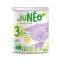 Junéo - Lait de croissance chèvre 12-36 mois 900g