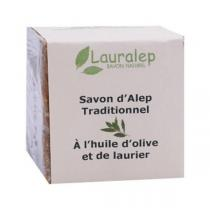 Lauralep - Savon d'Alep traditionnel 200g