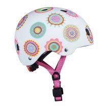 Micro - Casque enfant vélo et trottinette Doodle Dots S