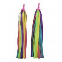 Micro - Jeu de rubans multicolores pour trottinette