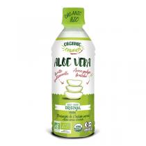 Organic Crunch - Boisson à l'aloe vera nature Original 350ml