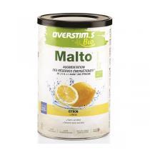 Overstims - Recharge énergétique Malto Bio au citron 450g