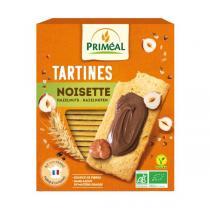 Priméal - Tartines craquantes noisette 150g