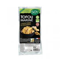 Soy - Tofu mariné citron gingembre 2x140g