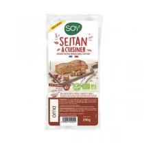 Soy (frais) - Seitan à cuisiner 250g