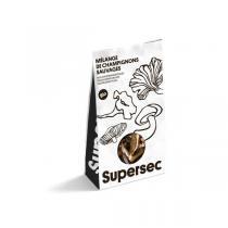 Supersec - Mélange champignons sauvages 25g