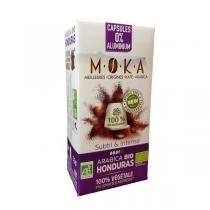 Terramoka - Capsules Moka arabica Honduras x10