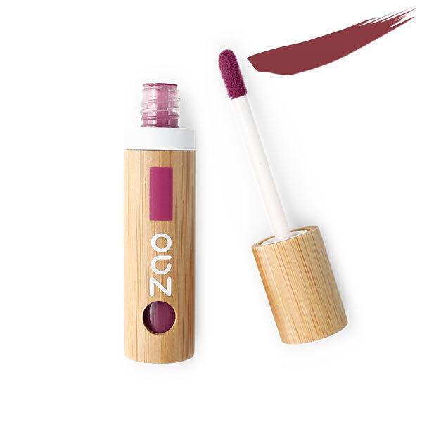 Zao MakeUp - Encre a levres 442 Bordeaux chic
