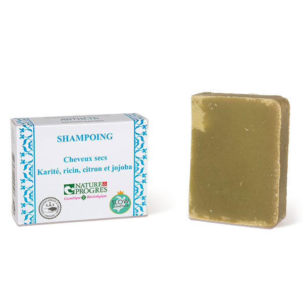 Antheya - Shampoing solide cheveux secs 100g