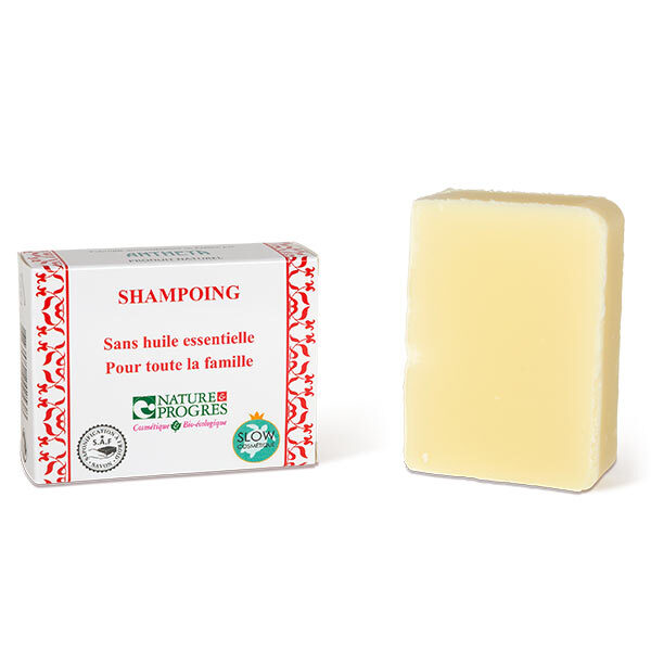 Antheya - Shampoing solide familial 100g
