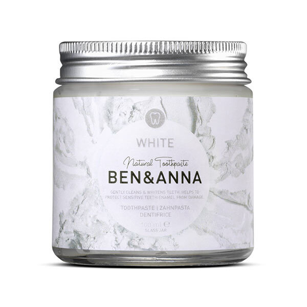Ben & Anna - Dentifrice blancheur 100ml