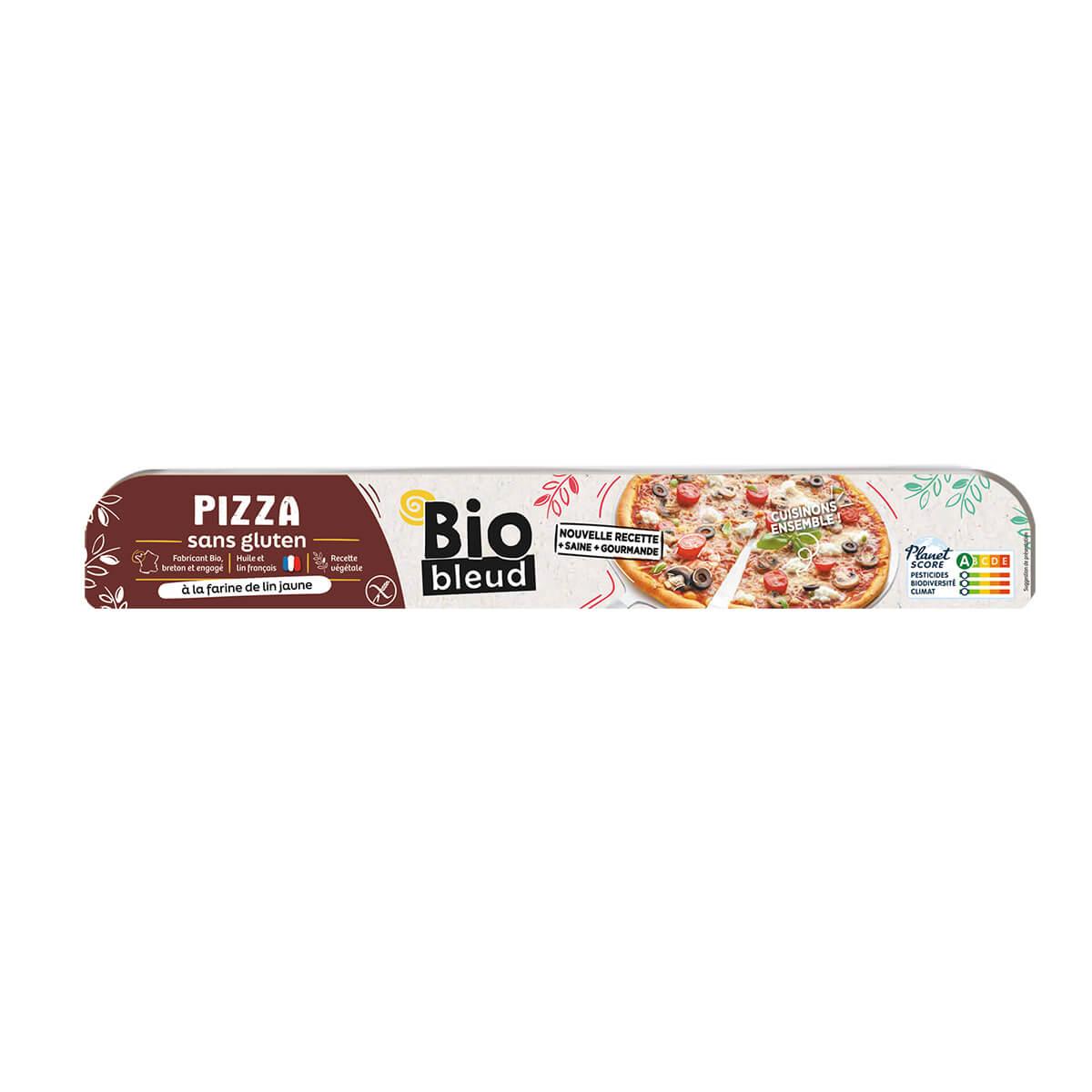 Biobleud - Pâte à pizza sans gluten 260g