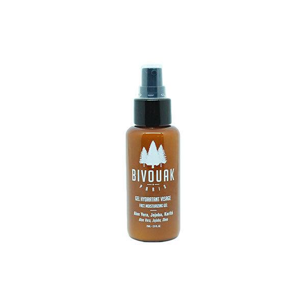 Bivouak - Gel hydratant visage 75ml