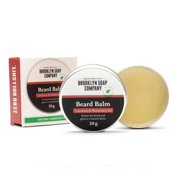 Brooklyn Soap Company - Baume à barbe 20g