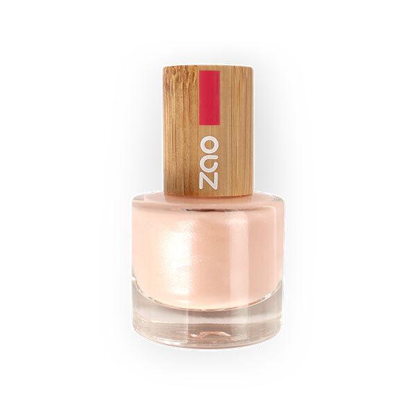 Zao MakeUp - Vernis a ongles 672 Rose ballerine