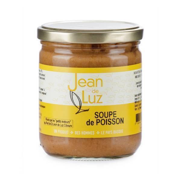 Conserverie Jean de Luz - Soupe épaisse à diluer 380g