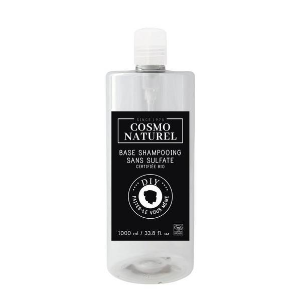 Cosmo Naturel - Base shampooing sans sulfate 1L