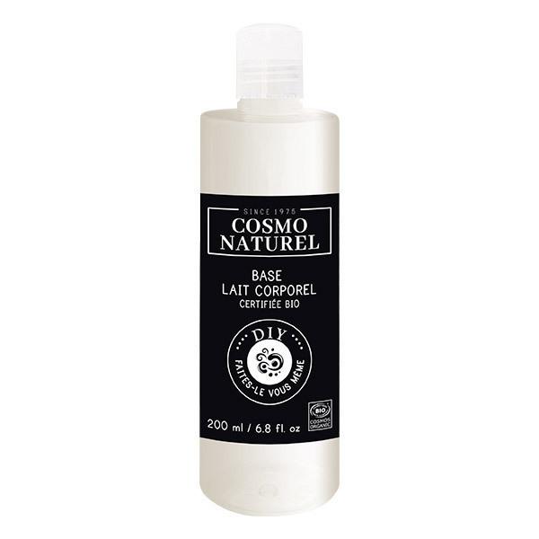 Cosmo Naturel DIY - Base lait corporel bio 200ml