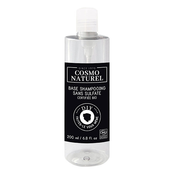 Cosmo Naturel DIY - Base shampooing sans sulfate 200ml