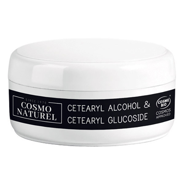 Cosmo Naturel DIY - Cetearyl alcohol et glucoside Agents émulsionnants à chaud 50g