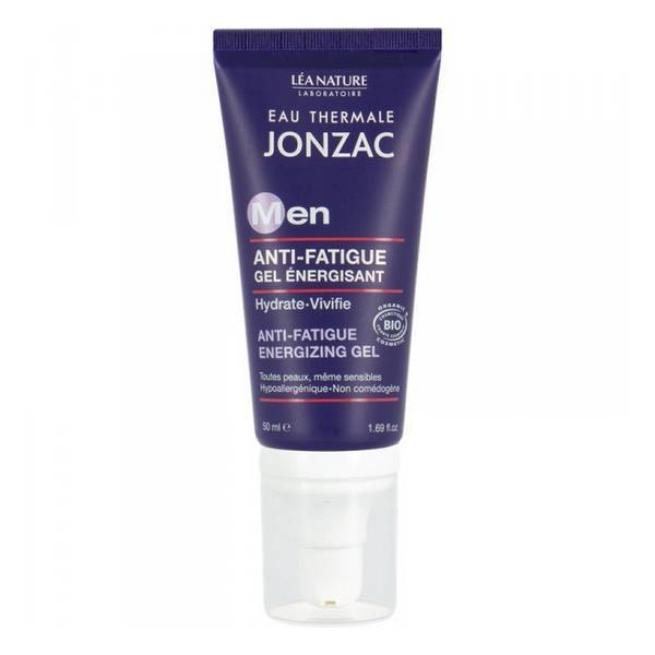 Eau Thermale Jonzac - Gel visage énergisant anti-fatigue 50ml