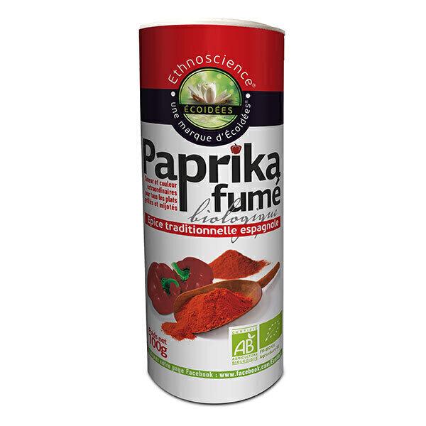 Ecoidées - Paprika fumé saupoudreur 100g