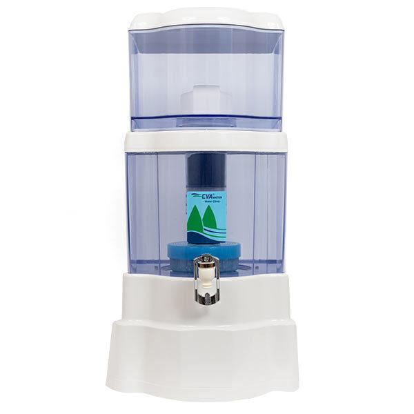Fontaine EVA - Fontaine à eau filtrante EVA 2500 BEP 25L