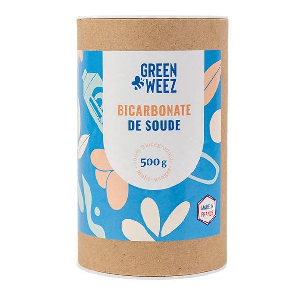 Greenweez - Bicarbonate de Soude Alimentaire 500g