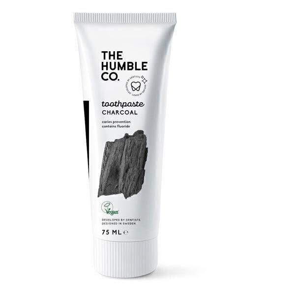Humble brush - Dentifrice au charbon actif 75ml